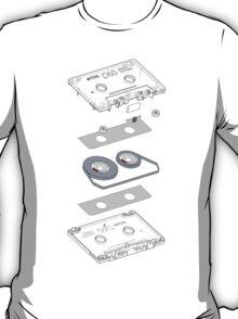 Cassette Explosion T-Shirt