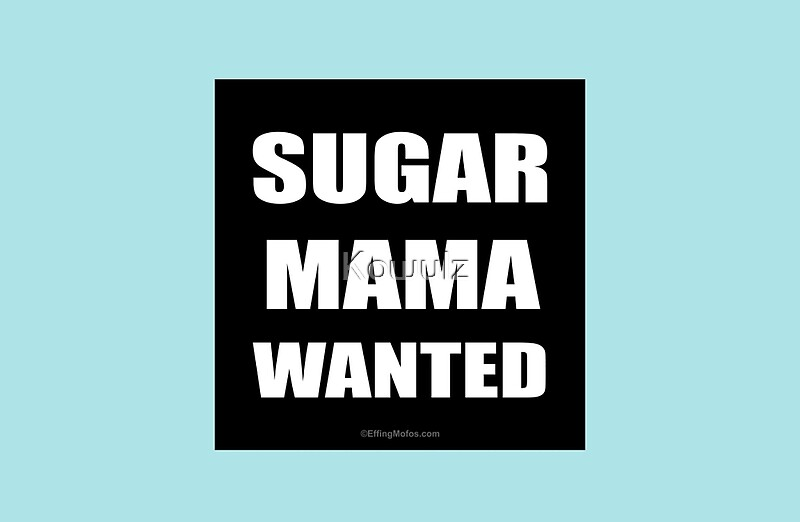 sugar momma wanted
