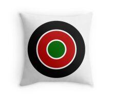 Roundel of the Kenyan Air Force Throw Pillow