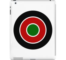 Roundel of the Kenyan Air Force iPad Case/Skin