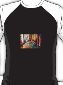Venice Bridge 3 — Buy Now Link - www.etsy.com/listing/222583404 T-Shirt