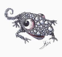 Big Lizard by Jodi Franzke