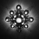 Art deco light by AvalonsAyame