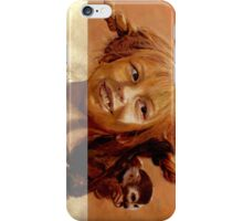 Pippi Longstocking - quote iPhone Case/Skin