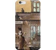 Home for Aquatic Foundlings iPhone Case/Skin