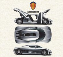 Koenigsegg tribute by Andy Berry
