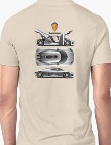 Koenigsegg tribute T-Shirt
