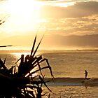 Laura - Sunset Glide by ShaneMartin