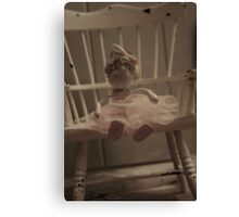 Little Dolly Canvas Print
