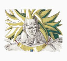 Broly - The Legendary Super Saiyan Kids Clothes