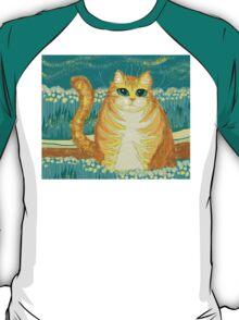 Cat And Pollen T-Shirt