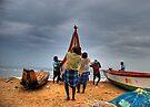 Heave-ho! by Vikram Franklin