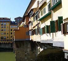 The Pontevecchio by Lila Alias