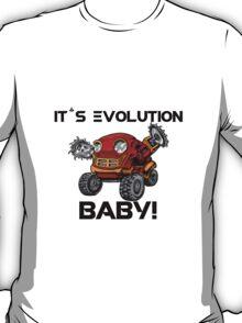 Evolution of Robots T-Shirt