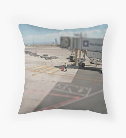 The Called Out. Throw Pillow