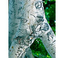 Tattooed Giant Photographic Print
