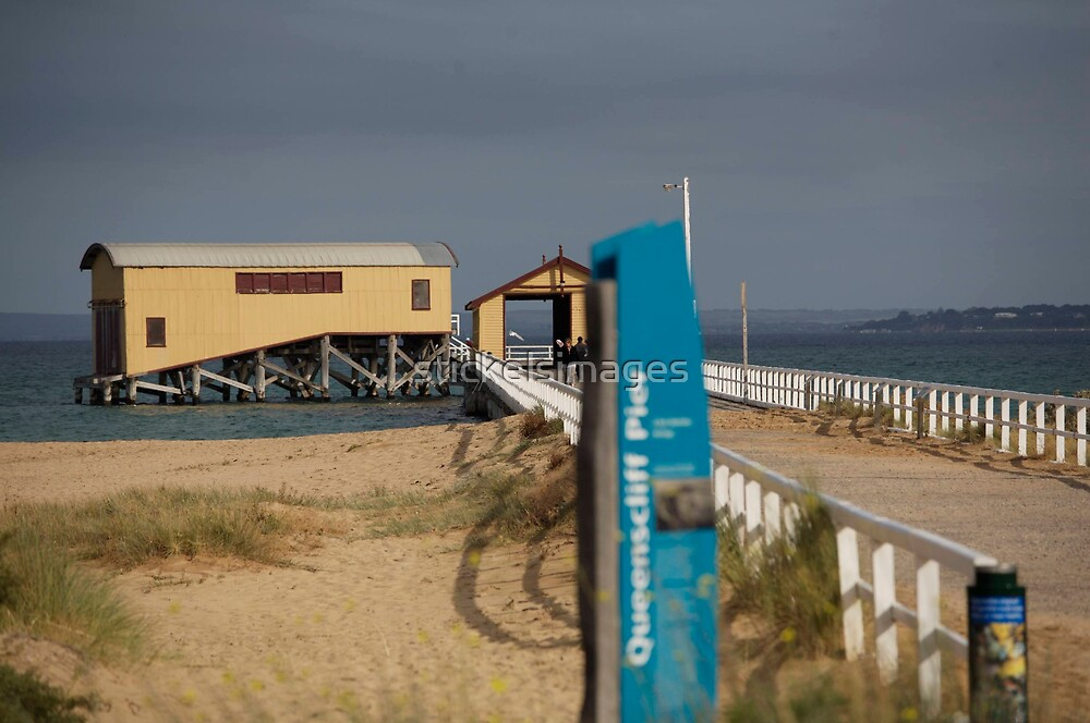 seascapes #167, jetty pier by stickelsimages