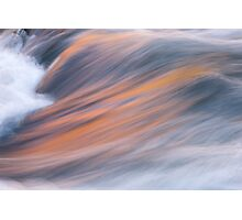 Fall Waves Photographic Print