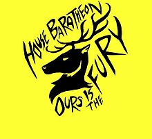 house baratheon by slips715