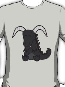 Black chibi dragon T-Shirt