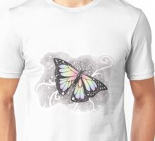 On the Wings of a Rainbow Unisex T-Shirt