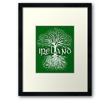 Ierland - Tree of Life Framed Print