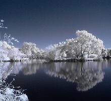 IR Lake by Colin Butterworth