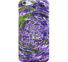 A Ball of Lavender.................. iPhone Case/Skin