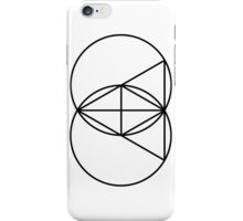 Glitch Mob Symbol iPhone Case/Skin