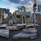 City to Sea Bridge by Peter Kurdulija