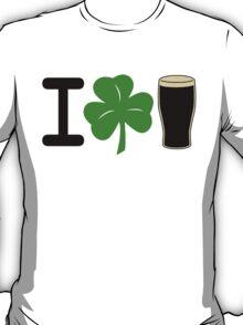 I Rock Guinness - light T-Shirt