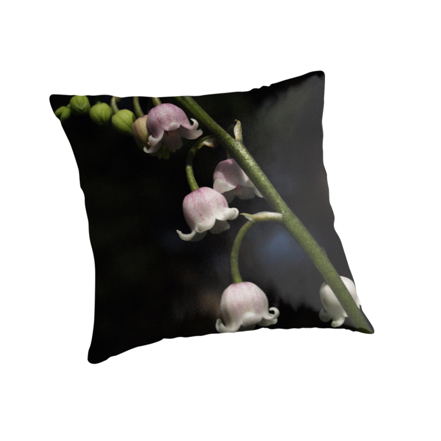 Lily of the Valley Rosea by Bev Pascoe