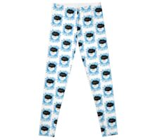 The Fault In Our Stars | Watercolor Leggings