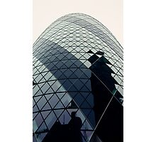 Gherkin Photographic Print