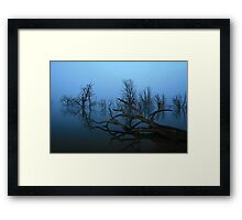 Lake Eucumbene Framed Print