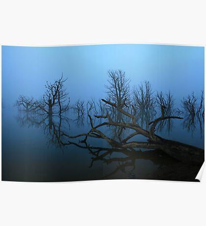 Lake Eucumbene Poster