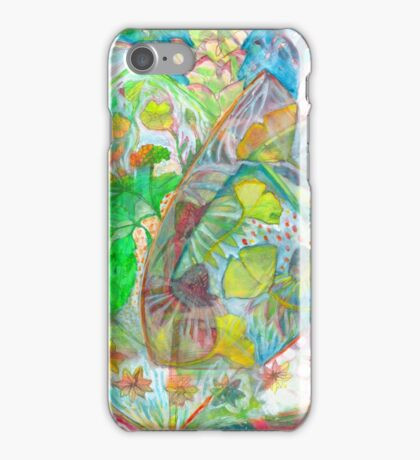 Plant Medicine iPhone Case/Skin