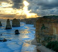 12 Apostles Sunset by Underload