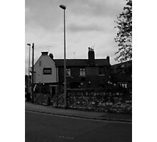 Horse & Groom, Lincoln Photographic Print