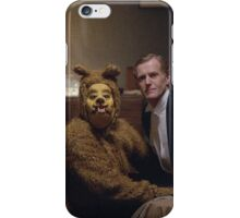 The Shining Dog Suit iPhone Case/Skin
