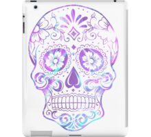 Purple Skull iPad Case/Skin