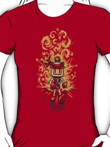 Never look back Bomberman ! T-Shirt
