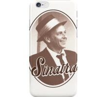 Frank Sinatra iPhone Case/Skin