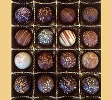 Chocolate Truffles by latoula