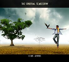 The Spiritual Scarecrow by GDabir