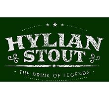 Hylian Stout - The Drink of Legends Photographic Print
