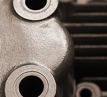 Cylinder head gasket.... by Bev Evans