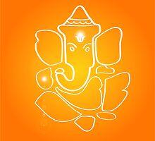 God Ganesha by cycreation