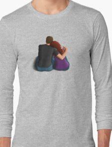 Intertwined Long Sleeve T-Shirt