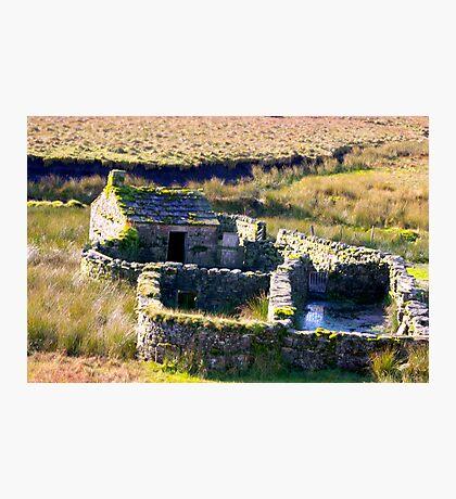 Shepherds House Photographic Print